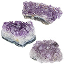 Natural Amethyst Cluster - Large