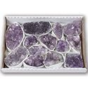 Amethyst Cluster Collection