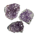 Natural Amethyst Cluster - Small