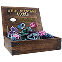 Atlas Mountain Geodes Display Package