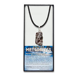 Meteorite Pendant Necklace Xtra-Large