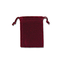 Red Felt Bag - 2x3 - Custom