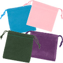 Desert Bloom Felt Bag Assortment - 3x3