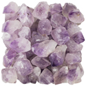 Amethyst Rough Points