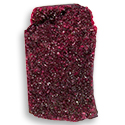 Extreme Amethyst Standing Druzy - XXL, Red