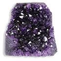 Extreme Amethyst Standing Druzy - Extra Large, Purple