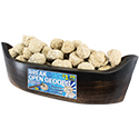 Small Break Open Geode Canoe Display Package