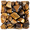 Gold Tiger Eye Tumbled Stone - Extra Small