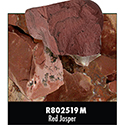 Rough Stone - Red Jasper 34PPP