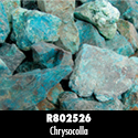 Rough Stone - Chrysocolla 16PPP