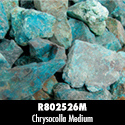 Rough Stone - Chrysocolla 40PPP
