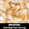 Citrine Rough Points 3PPP
