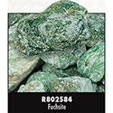 Rough Stone - Fuchsite 25PPP