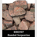 Rough Stone - Banded Serpentine